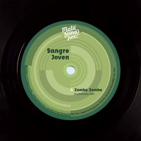 [MSR006] Sangre Joven - Zamba Zamba