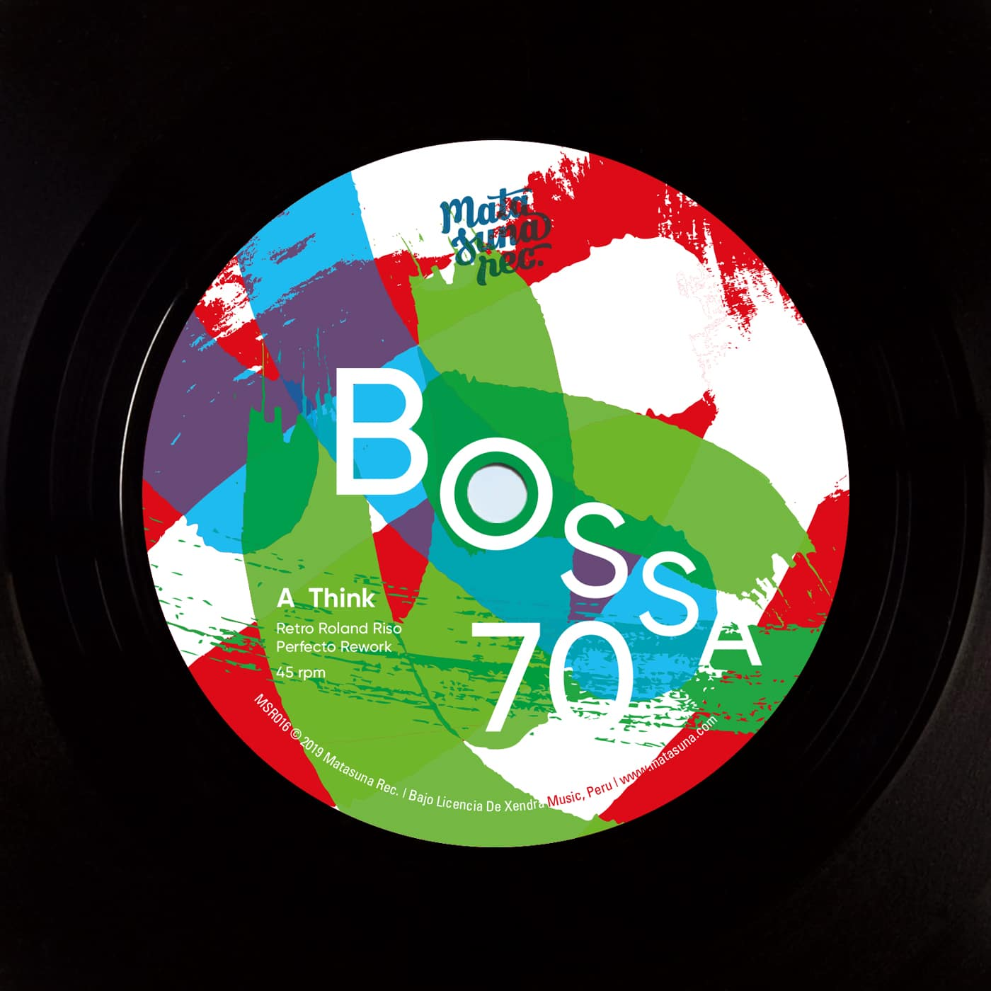 [MSR016] Bossa 70 - Edits