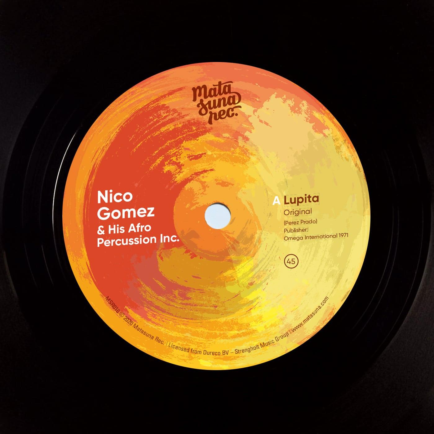 [MSR018] Nico Gomez - Lupita